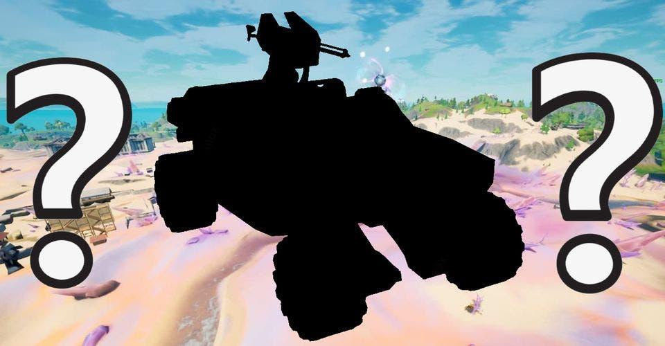 Warthog podría llegar Fortnite