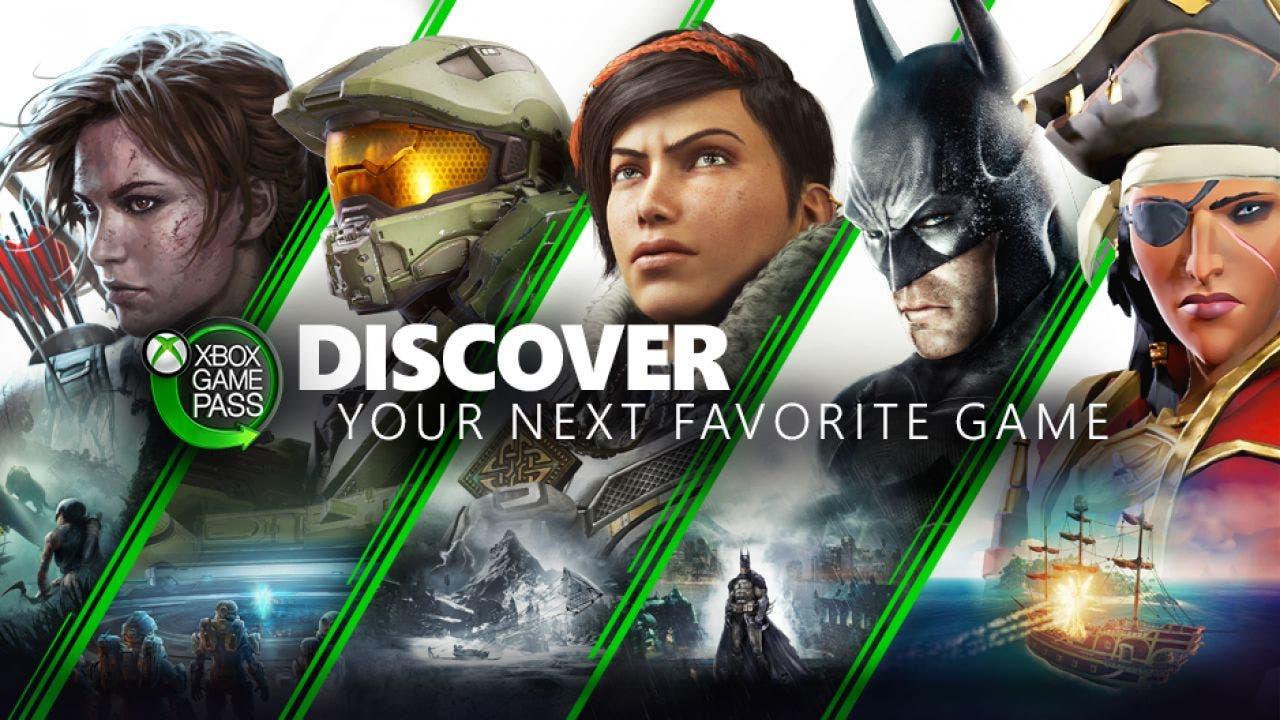 Nuevos juegos para Xbox Game Pass se anunciarían en los The Game Awards