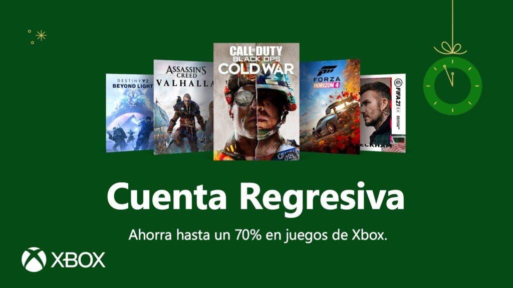 Xbox regala 5 dólares a algunos usuarios