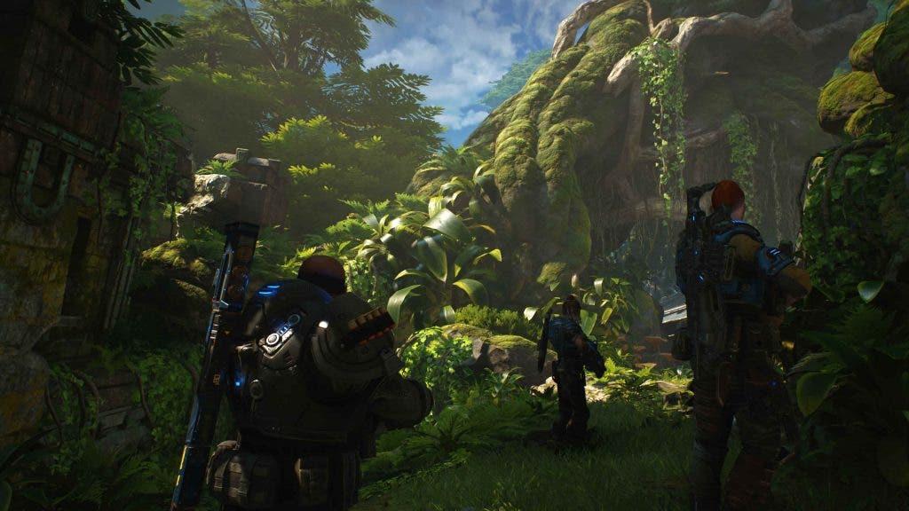 Análisis de Gears 5 Machacacolmenas - Xbox Series X|S 2
