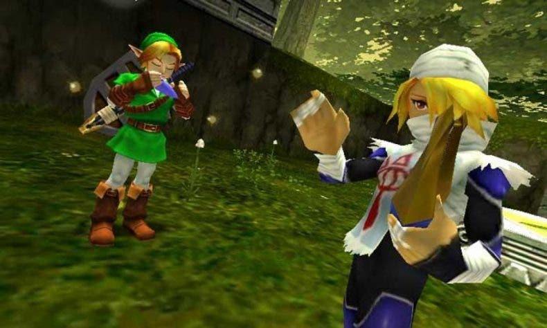 Ya puedes jugar gratuitamente Zelda Ocarina of Time en Minecraft 1