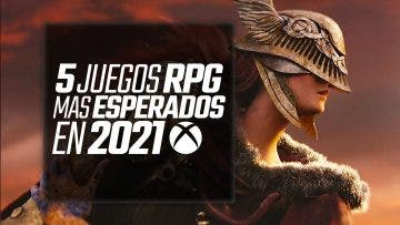 Los 5 RPG para Xbox más esperados de 2021 3