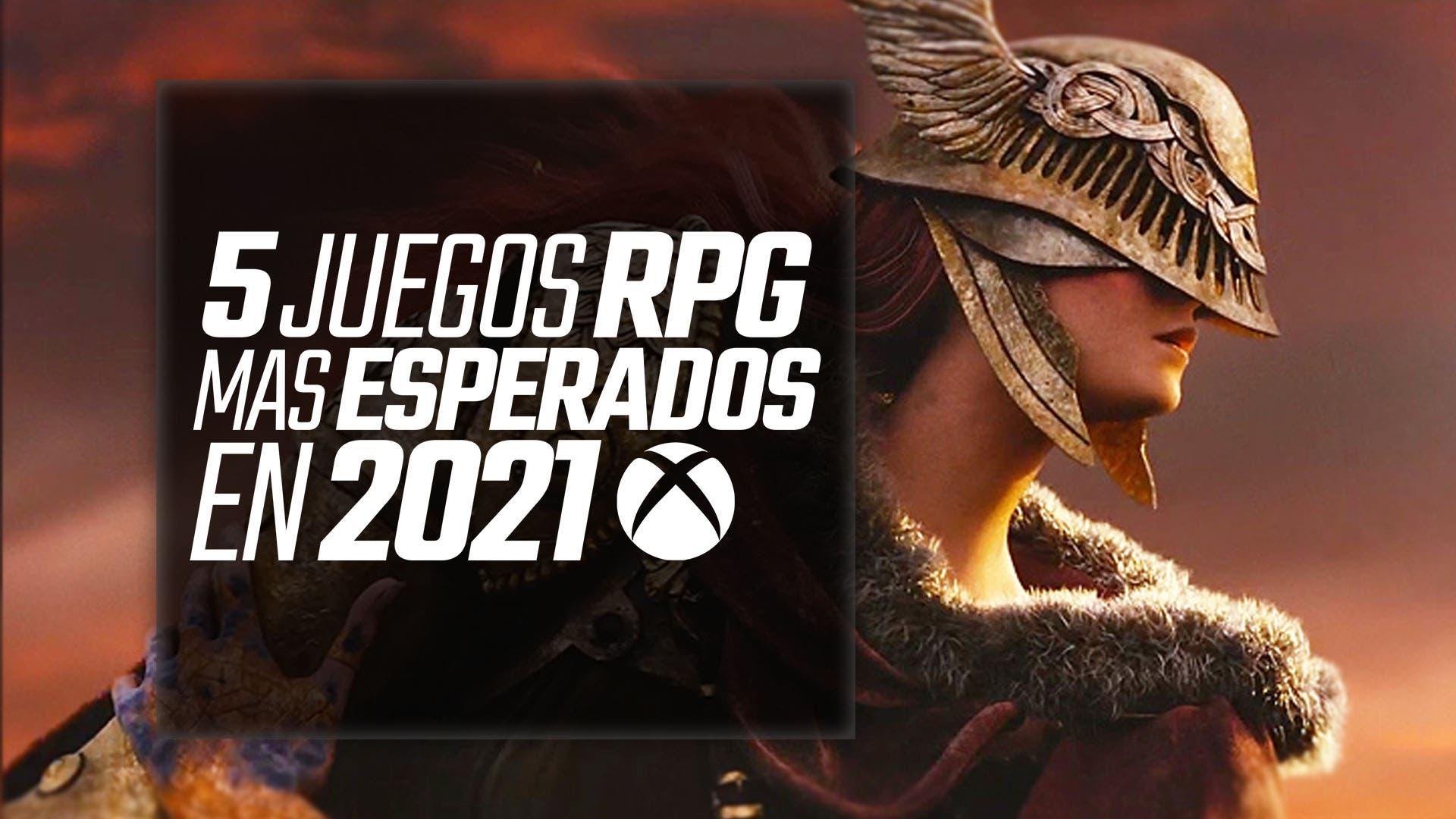Los 5 RPG para Xbox más esperados de 2021 6
