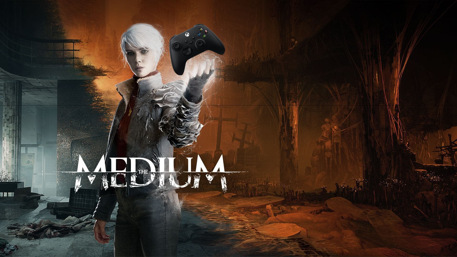 mando de The Medium para Xbox Series X