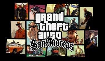 remaster de GTA San Andreas