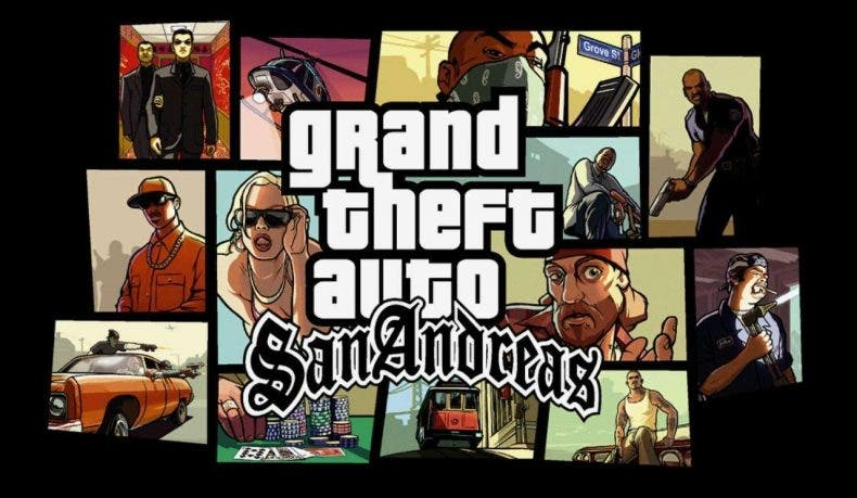 remaster de GTA San Andreas