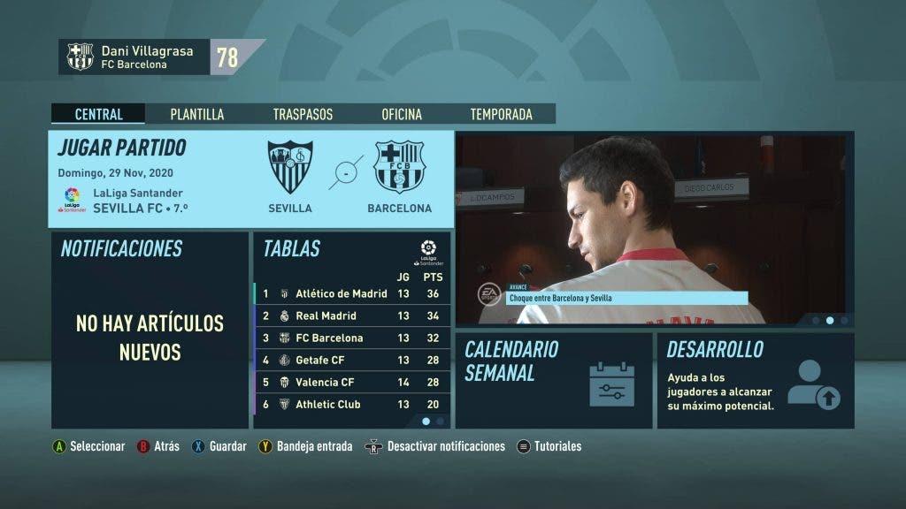 Análisis de FIFA 21 - Xbox Series X|S 3