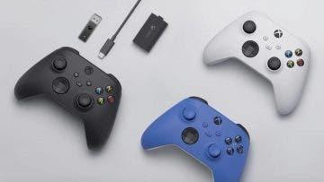 por qué los mandos de Xbox siguen yendo con pilas