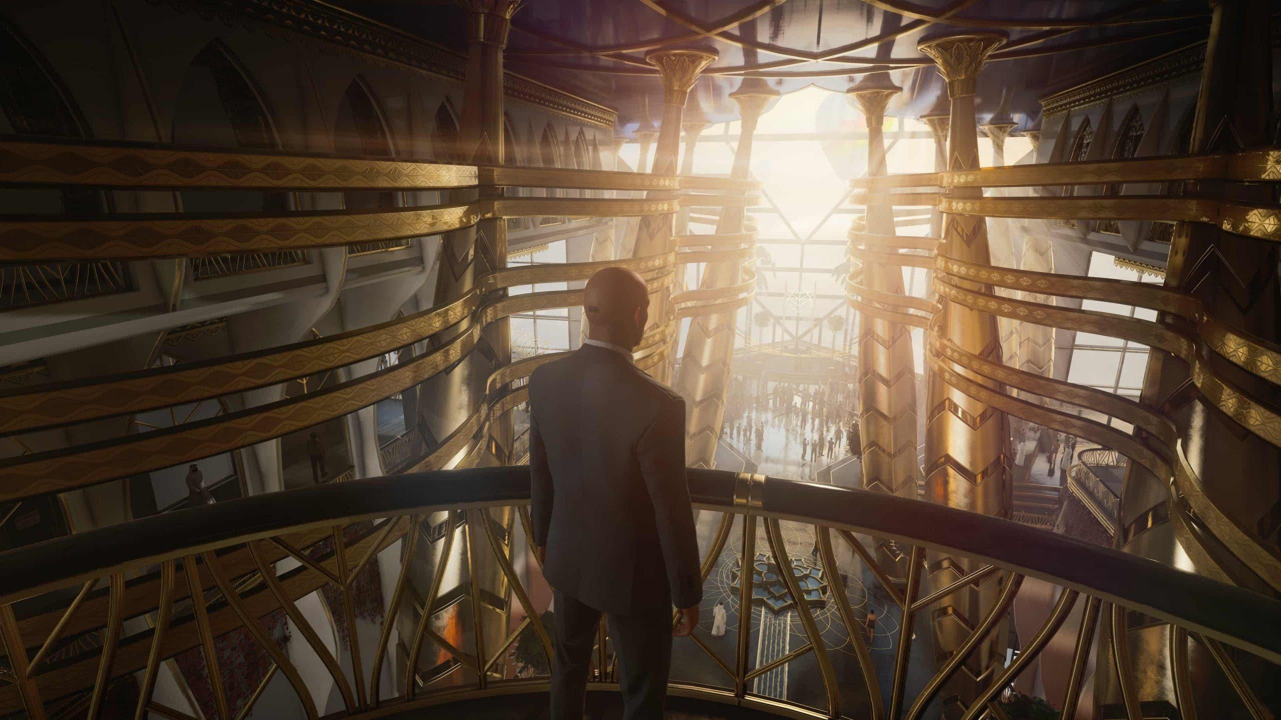 El soporte para Ray Tracing de Hitman 3 llegará solamente a Xbox Series X|S y PC 7