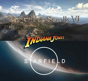 Indiana Jones no afectará al lanzamiento de Starfield y The Elder Scrolls 6