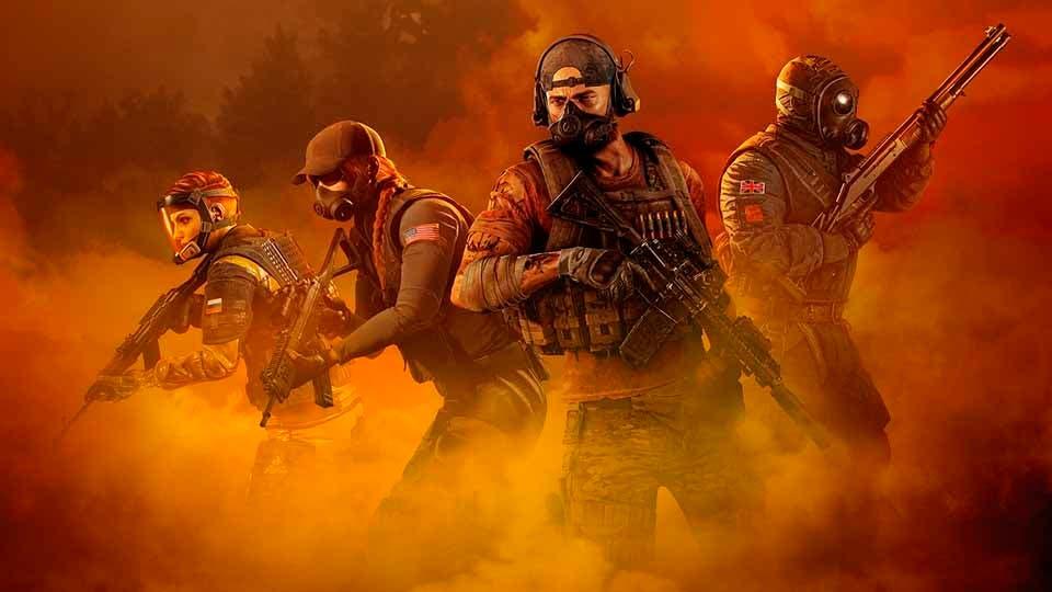 Ghost Recon Breakpoint prepara un crossover con Rainbow Six Siege con la Operación Cielo Ambar 4