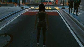 Ya está disponible el mod para jugar en tercera persona a Cyberpunk 2077 4