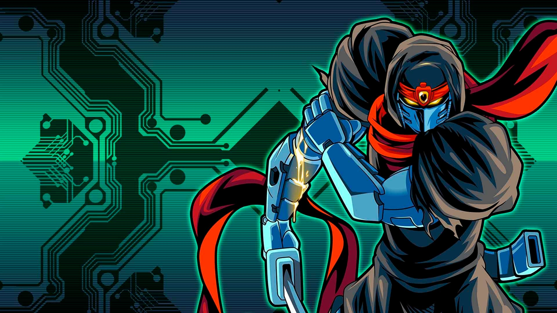 Cyber Shadow ya está disponible en Xbox Game Pass 1
