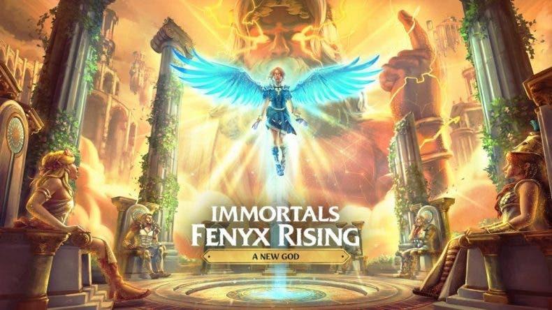 DLC de Immortals Fenyx Rising