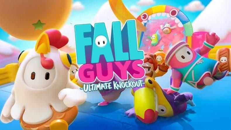Fall guys llegará a Xbox Game Pass