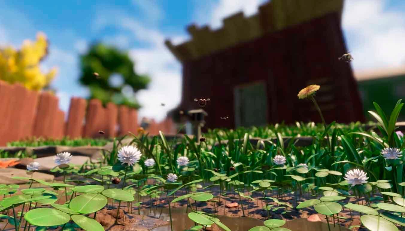Grounded recibe una nueva actualización introduciendo novedades como nuevos insectos voladores 2