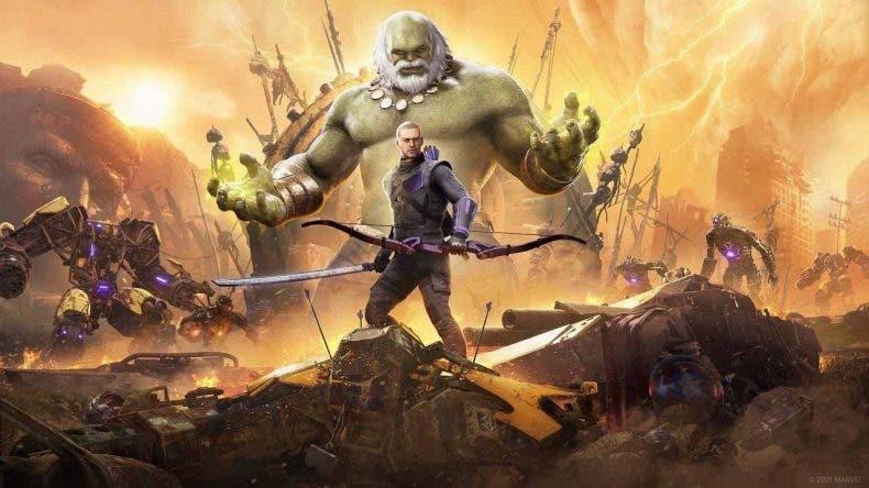 El ray tracing de Marvel's Avengers no aparece entre las mejoras de nueva generación