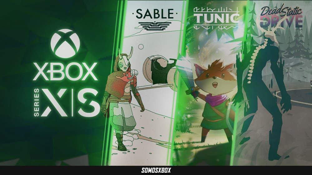 juegos indies de Xbox Series X|S