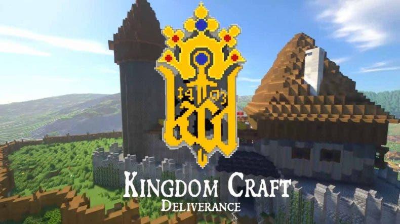 Presentan el remake de Kingdom Come Deliverance en Minecraft 1