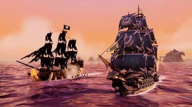 El RPG de piratas King of Seas ya tiene fecha de lanzamiento en Xbox One 1