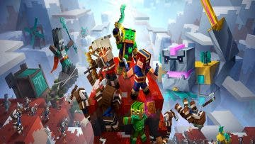 Análisis de Season Pass Minecraft Dungeons - Xbox Series X|S