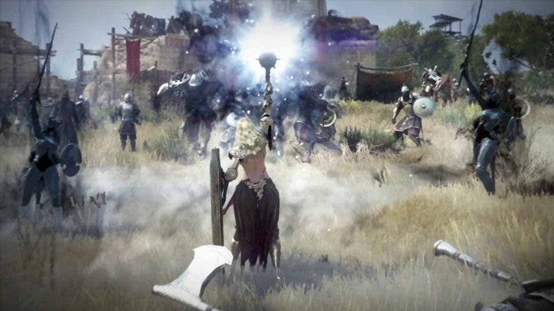 Nova presenta su Despertar en un nuevo gameplay de Black Desert 1