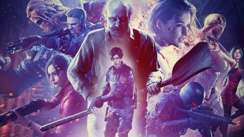 Primer gameplay de Resident Evil Re:Verse