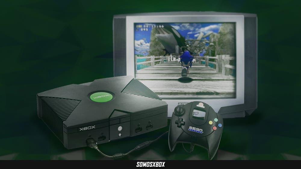 ¿Y si hubiésemos tenido los juegos de Dreamcast en Xbox? 1