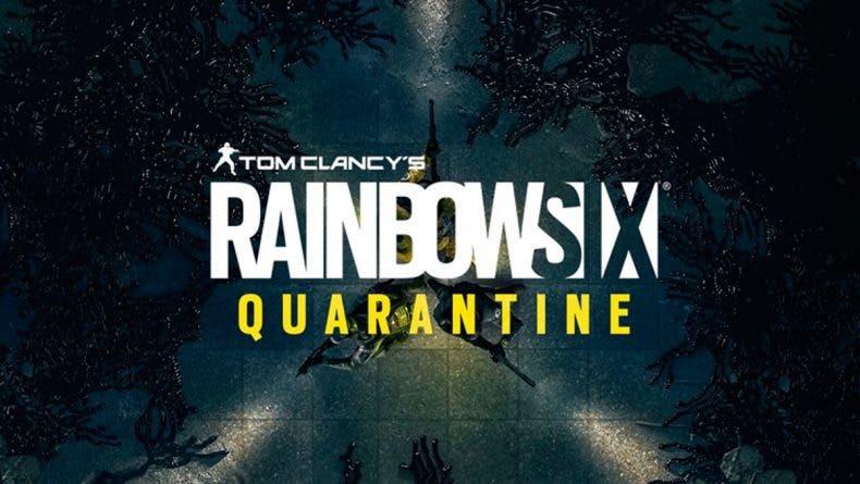 primeras imágenes de Rainbow Six Quarantine