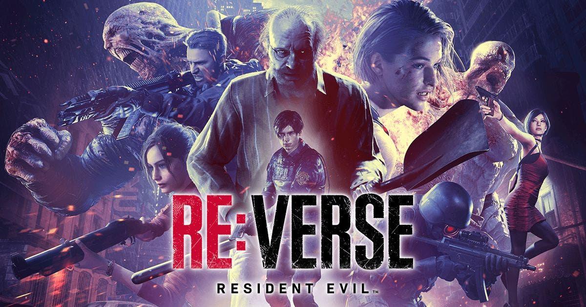 RE: Verse es el multijugador gratis de Resident Evil 8 4