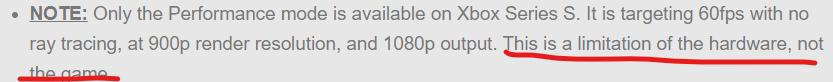 Xbox Series S limita Control: Ultimate Edition