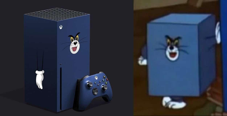 Xbox Series X customizadas 2