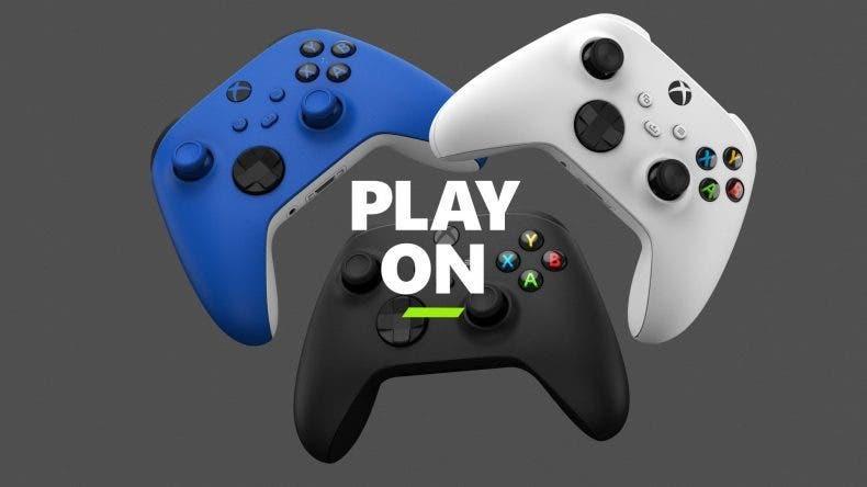 Xbox Canada presenta un extraño mando de Xbox Series X 1
