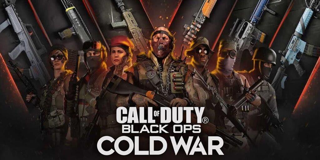 Se filtran las nuevas armas que llegarán COD Black Ops Cold War