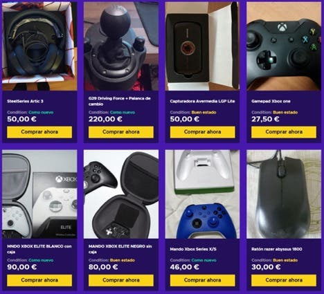 ¡Inaugurada la compraventa de productos físicos de Xbox en Eneba! 4