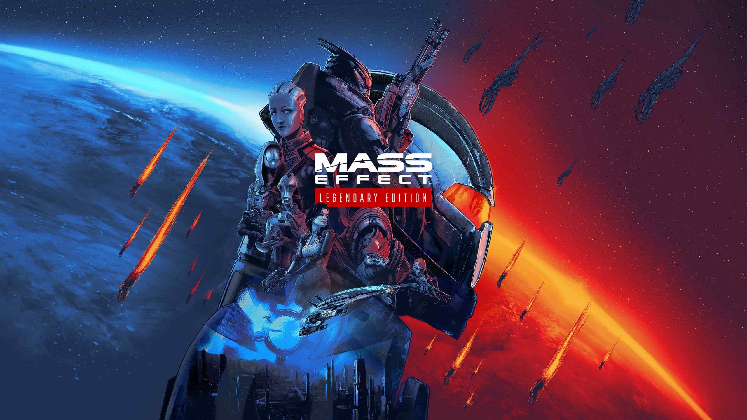 tamaño de descarga de Mass Effect Legendary Edition en Xbox