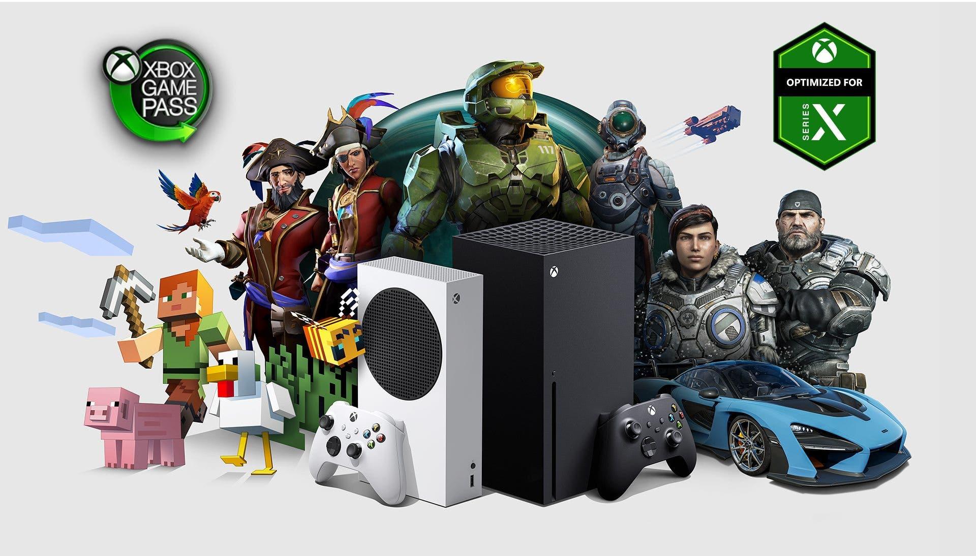 mejores lanzamientos de Xbox para marzo