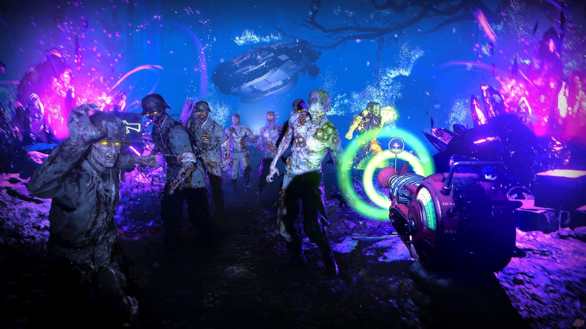 Call of Duty Zombies como juego independiente
