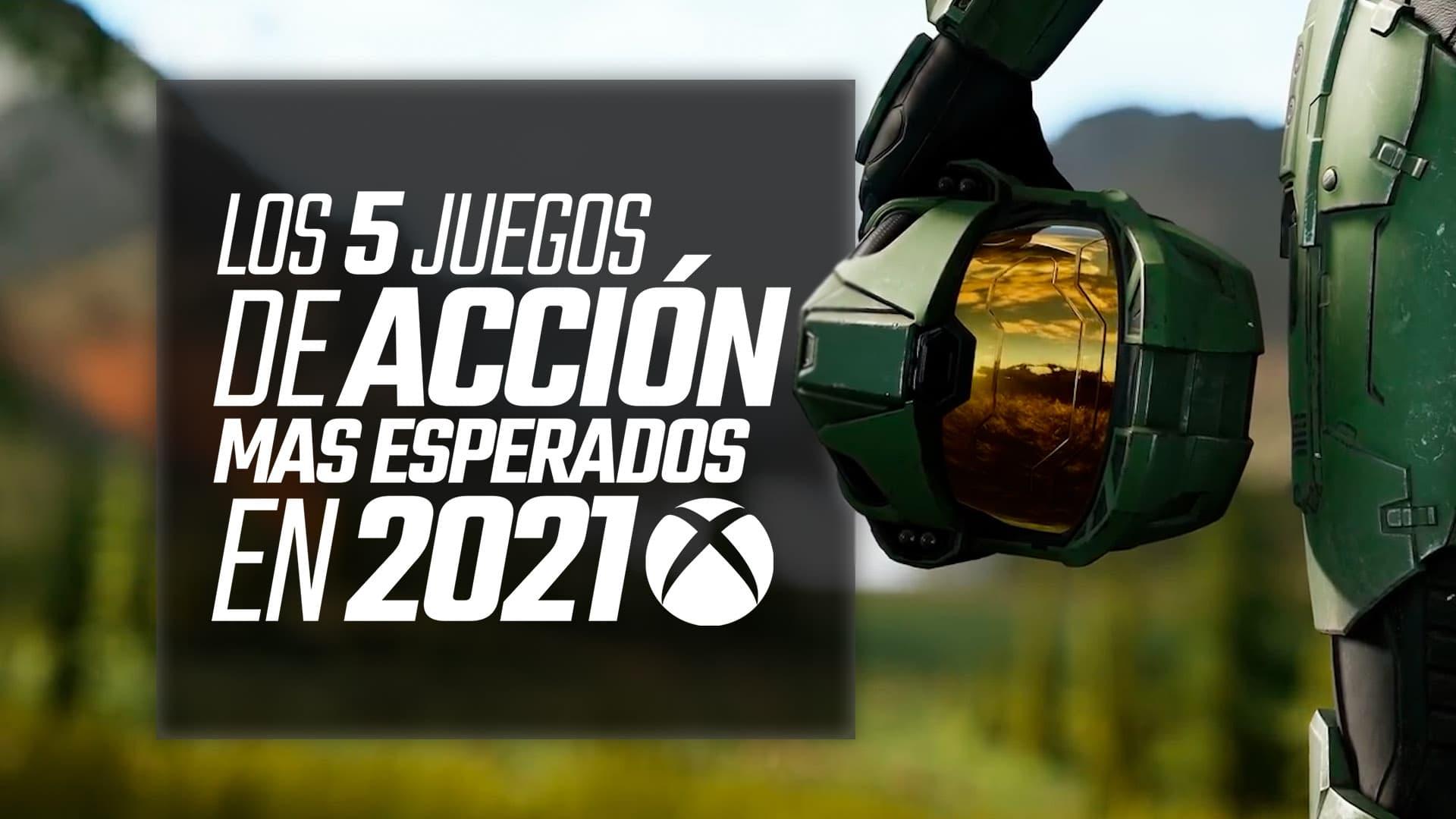 los juegos de acción más esperados xbox