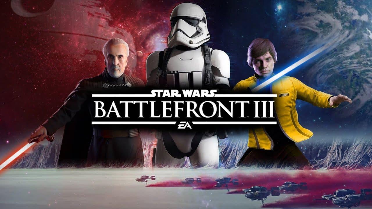 anuncio de Star Wars Battlefront 3