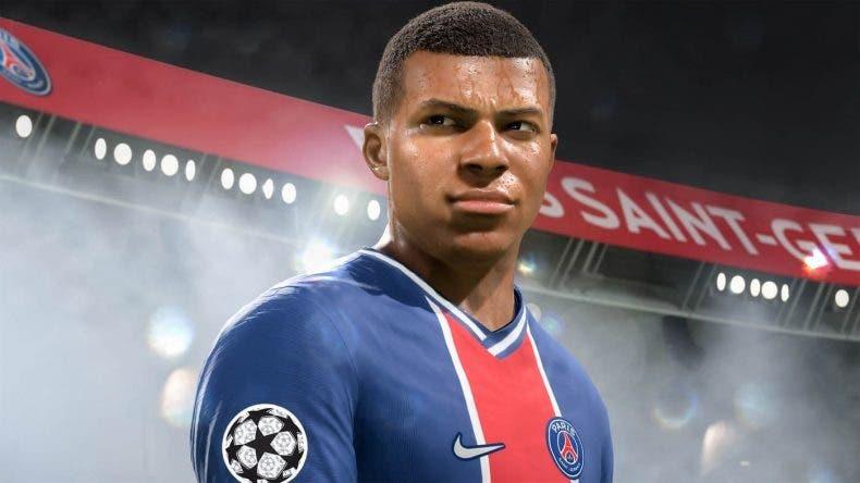 FIFA 22 presenta su portada oficial, nuevamente con Mbappé como protagonista 1