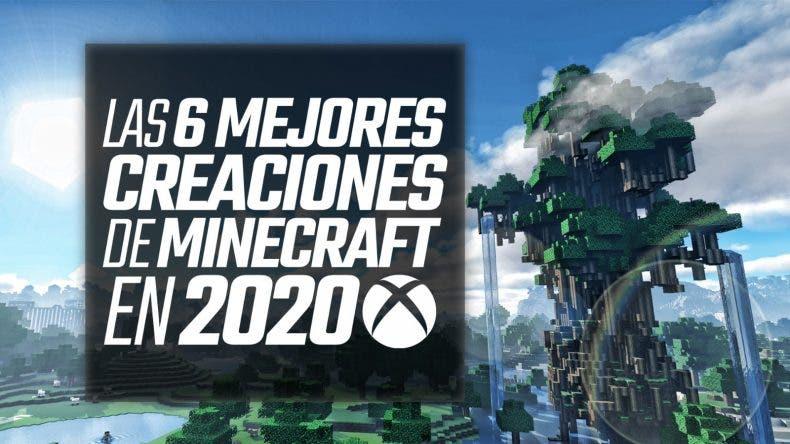 Las 6 mejores creaciones de Minecraft en 2020 1