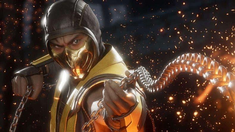 Ahora puedes jugar Mortal Kombat 11 en primera persona 1