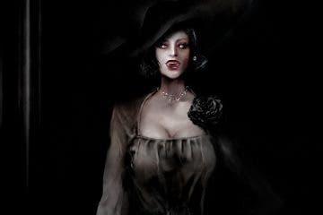 La mujer vampiro de Resident Evil 8 se viraliza y causa furor en redes 7