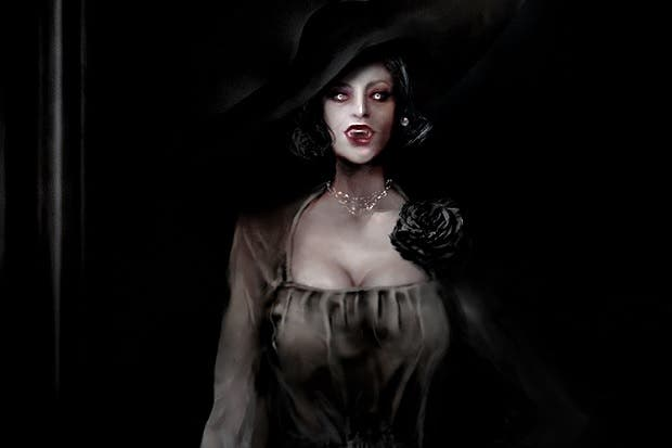 La mujer vampiro de Resident Evil 8 se viraliza y causa furor en redes 6