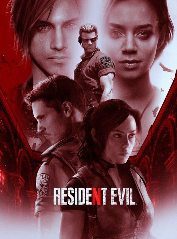 Todos los personajes del reboot de Resident Evil confirmados 2