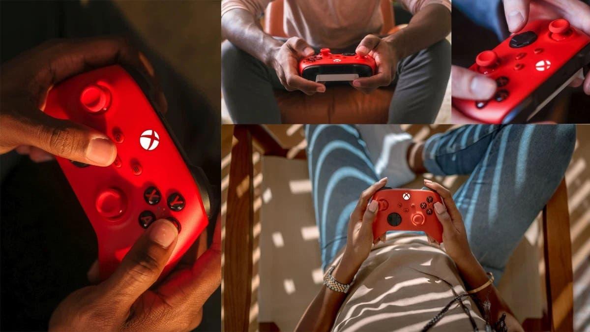 Anunciado el nuevo mando Pulse Red para Xbox Series X|S 2