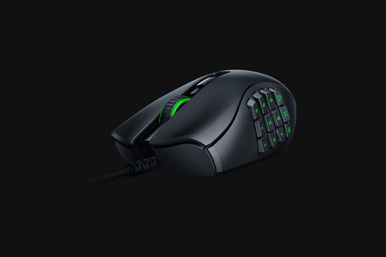 Es hora de jugar con el Razer Naga X, el mejor ratón para juegos MMO 3