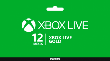 Gran oferta de 12 Meses de Xbox Live Gold 4
