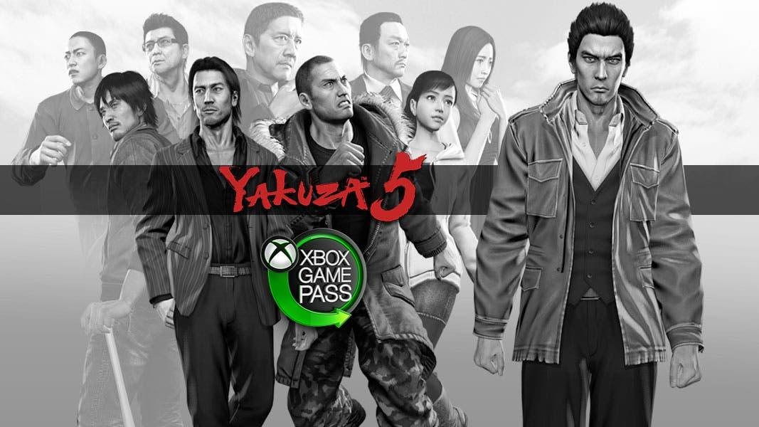 Yakuza Remastered Collection en Xbox Game Pass
